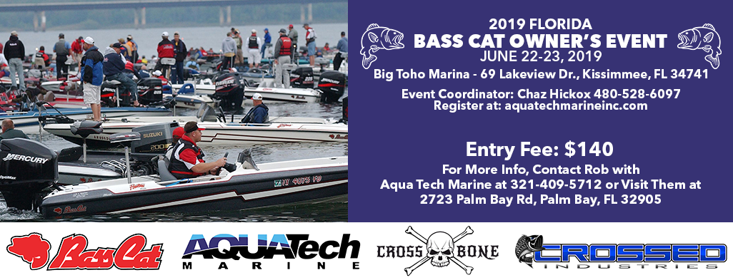 2019 Florida Bass Cat Owner's Event