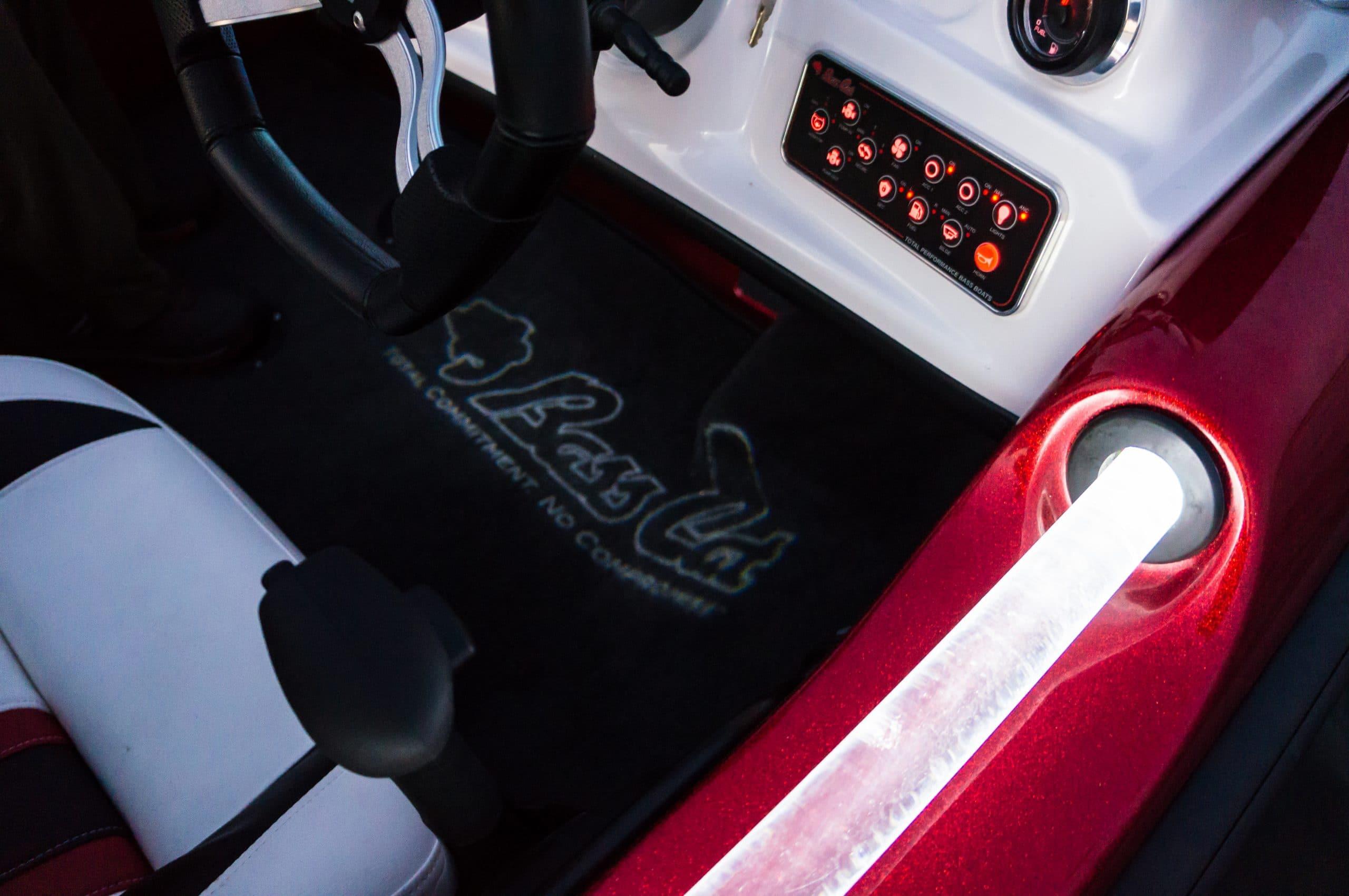 Cockpit Puddle Light