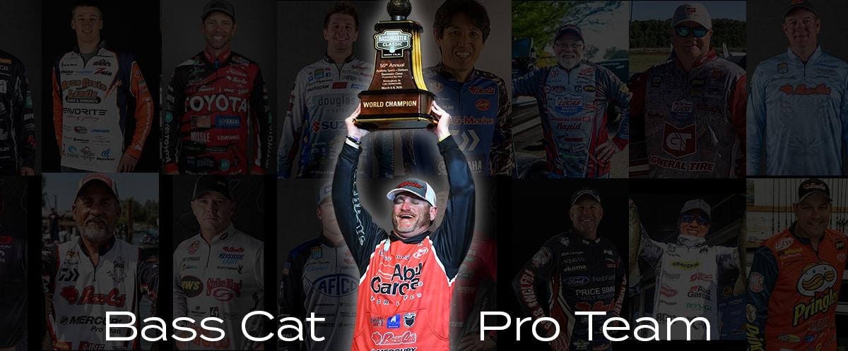 Bass Cat Pro Team