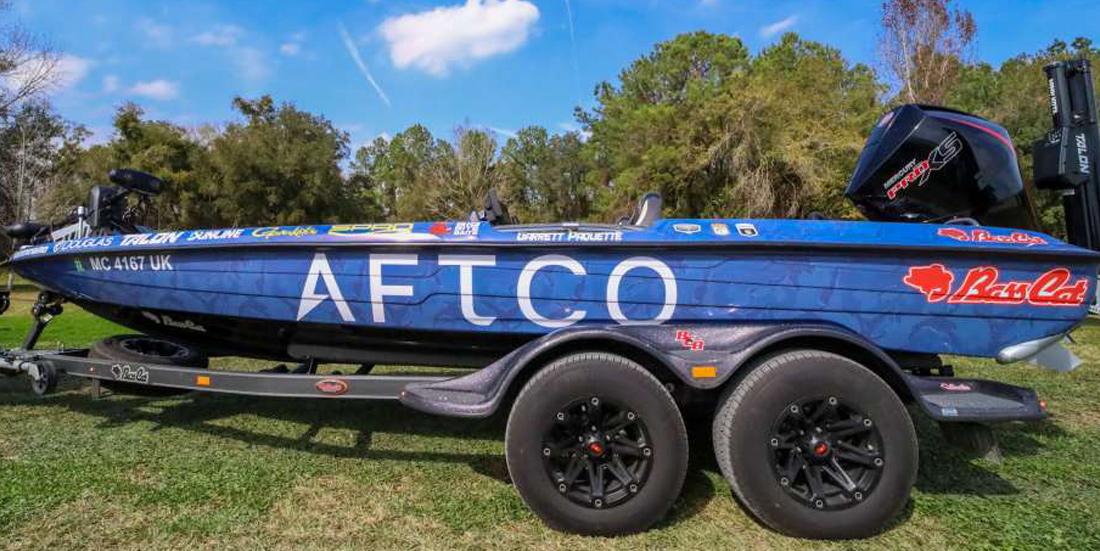 Garrett Paquette Boat