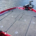 Bass Cat Jaguar Front Deck