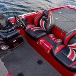 Bass Cat Jaguar Cockpit