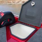 Bass Cat Jaguar Rear Storage