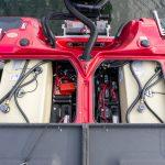 Bass Cat Jaguar Rear Deck Access