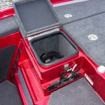 Bass Cat Jaguar Helmet and Tool Storage