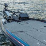 Bass Cat Lynx front deck