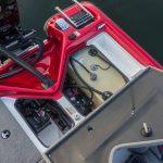 Rear bilge access