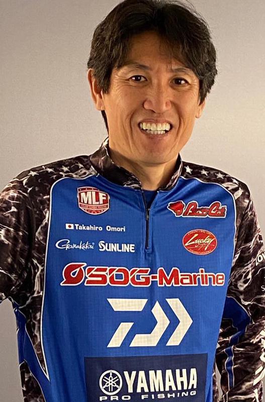 Takahiro Omori Fishing