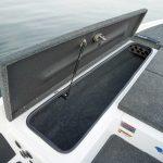 Bass Cat Pantera II Port Locker