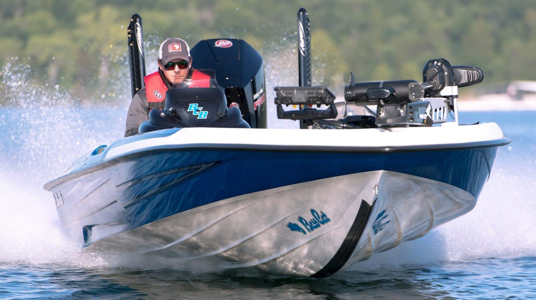 Jeff Sprague driving bass cat